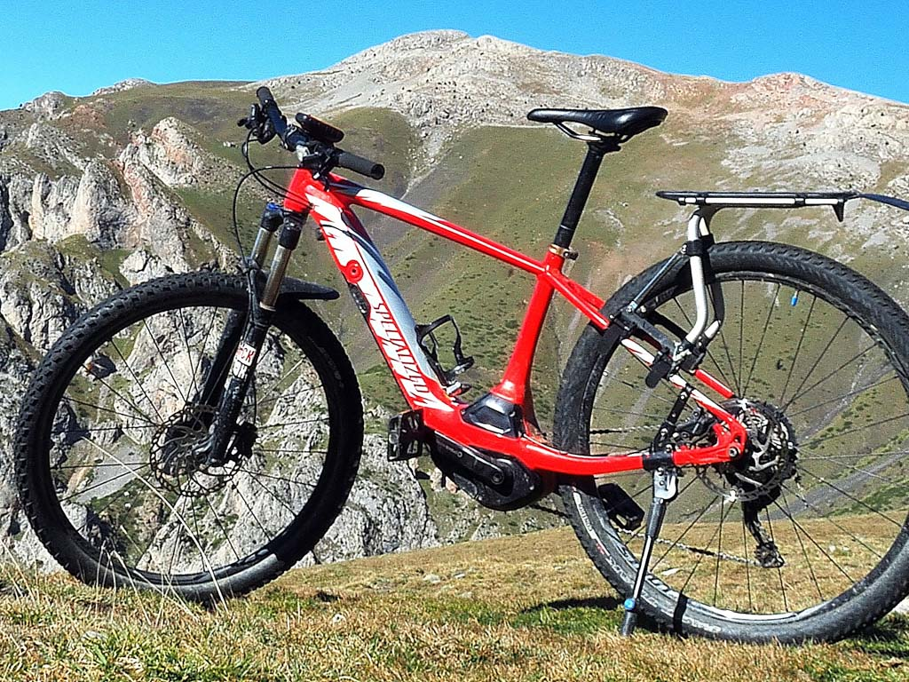 e-bike rent pyrenees