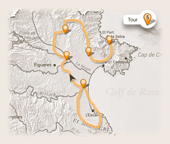 Cultural Coast & Wine Tour (Guided)